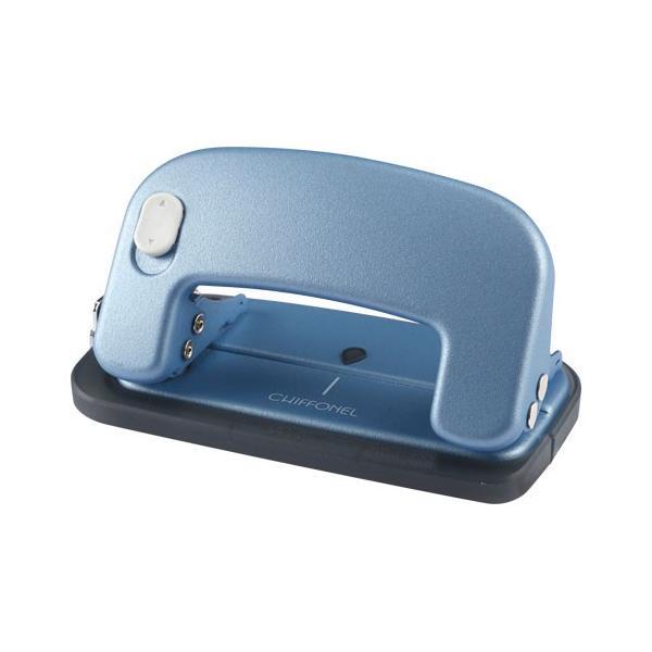 マックス シフォネル 2穴パンチ ブルー DP-12/B DP90214