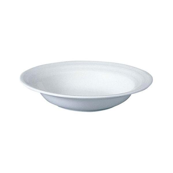 鳴海製陶 パティア リムシリアルボール 19cm 40610-5343 6111900