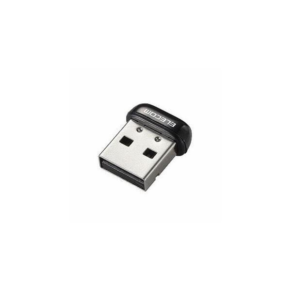 エレコム ELECOM 150Mbps USB無線超小型LANアダプタ WDC-150SU2MBK