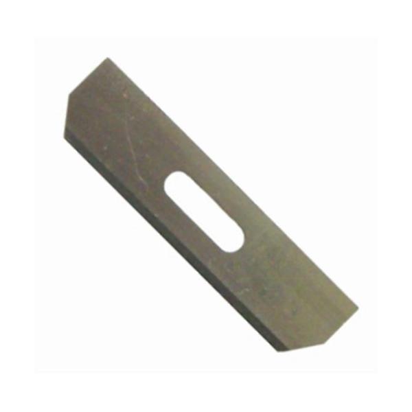角利産業 利蔵 替刃式鉋 替刃3枚入 65mm 12636