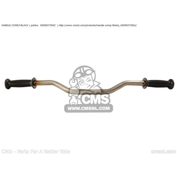 CMS シーエムエス HANDLE-COMP,F.BLACK KAWASAKI JT1100-F2 JETSKI1100 STX D.I. 2002 USA