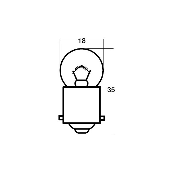STANLEY STANLEY:スタンレー電気 トラック・パス クリアランスランプ、サイドマーカーランプ、ライセンスランプ用電球 ブリスターパック