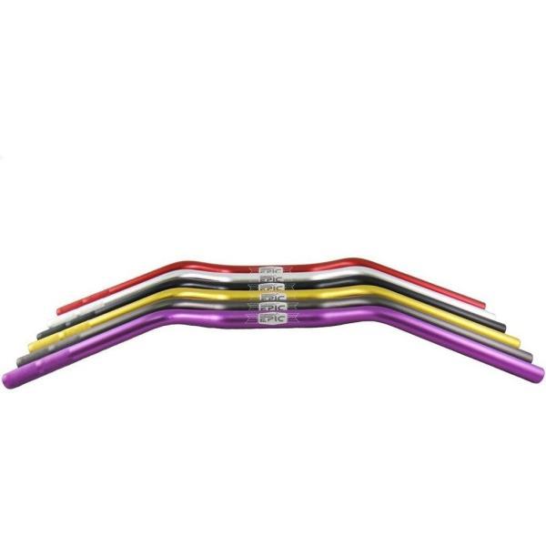 EPIC EPIC:エピック Large handle handlebar カラー:パープル BWS R BWS125 YAMAHA ヤマハ YAMAHA ヤマハ