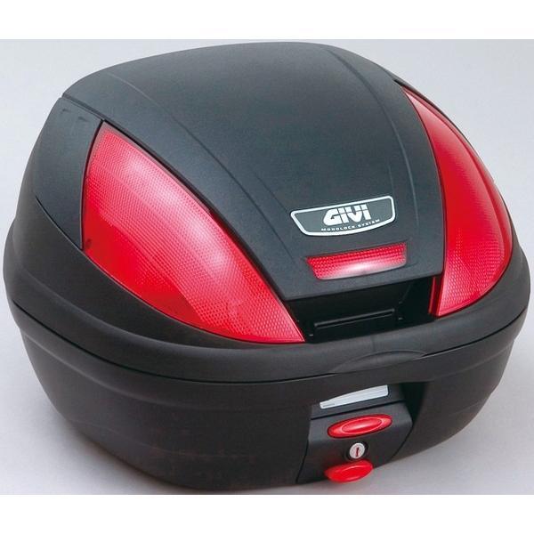 GIVI GIVI:ジビ モノロックケース E370シリーズ カラー:ブラック塗装 [E370N902D]
