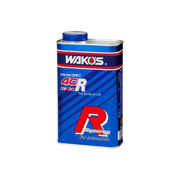 WAKOS WAKOS:ワコーズ 4CR-SR フォーシーアール30SR【0W-30】【4サイクルオイル】