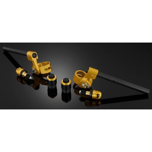 BIKERS:バイカーズ BIKERS Adjustable Handle Bar Set with handle Bar caps Z650 KAWASAKI カワサキ