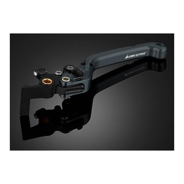 BIKERS:バイカーズ BIKERS Premium Folding Adjustable Rear Brake Lever (Extra Large) FORZA 300 HONDA ホンダ