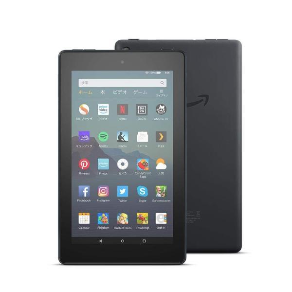 Fire 7 タブレット 7インチディスプレイ 16GB - Newモデル★|webselect