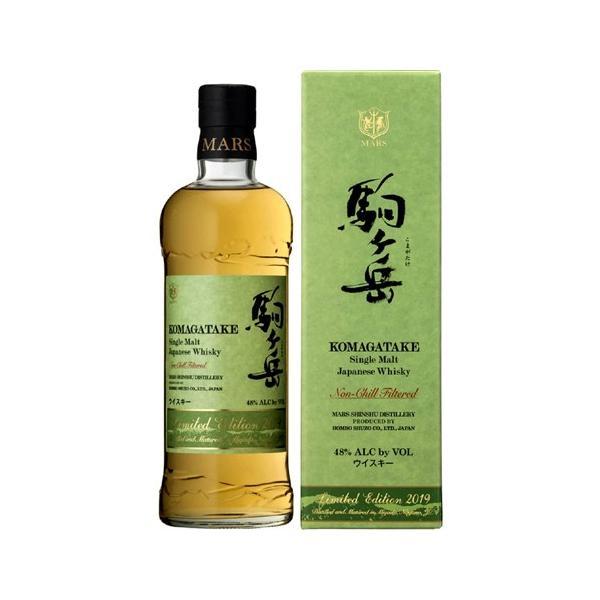 業務店御用達 人気ギフト ウイスキー マルス シングルモルト駒ヶ岳 リミテッドエディション 2019:700ml 洋酒 Whisky (77-3)