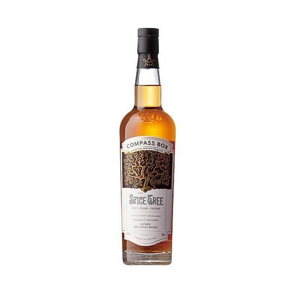 誕生日 ギフト 業務店御用達 ウイスキー コンパスボックス ザ スパイスツリー:700ml 洋酒 Whisky (74-2)