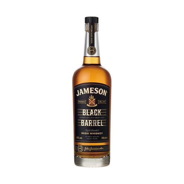 業務店御用達誕生日ウイスキージェムソンブラックバレル:700ml洋酒Whisky(21-3)
