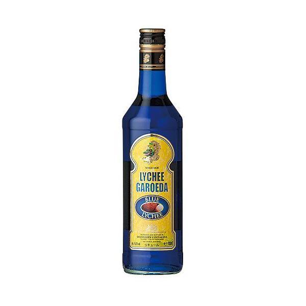 誕生日 敬老の日 ギフト 業務店御用達 リキュール ロイヤルコイマンズ ブルーライチ:700ml liqueur (65-6)