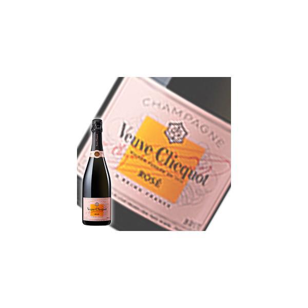 誕生日 ギフト 業務店御用達 シャンパン ヴーヴクリコ ローズラベル ロゼ 並行品:750ml ワイン Champagne (71-2)