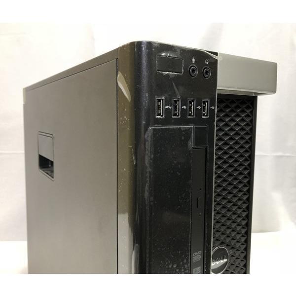 メモリ16GB 1TB×2 RAID1 正規Windows10 Professional 64bit 中古ワークステーション Dell Precision T3610 NVIDIA Quadro K2000|webshop119|02