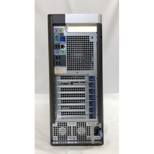 メモリ16GB 1TB×2 RAID1 正規Windows10 Professional 64bit 中古ワークステーション Dell Precision T3610 NVIDIA Quadro K2000|webshop119|04