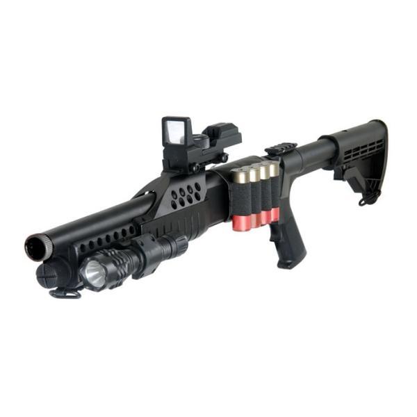 【B品エアコキ】AGM M180C2ショットガン タクティカルストック【注意※掲載画像は通常版となり実際のB品画像ではありません】