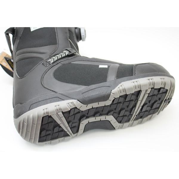 head スノーボード ブーツ BoA 15-16モデル SCOUT PRO BOAブーツ BLACK-GREY  ボアシステム メンズ ヘッド スノーボードブーツ|websports|02