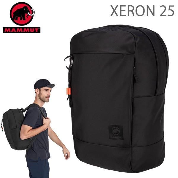 マムートリュックMAMMUTXERON25Lゼロン/BLACK0001バックパック2530-00430マムートバッグ
