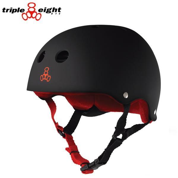 トリプルエイト ヘルメット TRIPLE EIGHT SWEATSAVER Triple8 子供〜大人まで 自転車・インライン・スケートボード ヘルメット