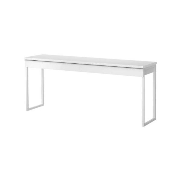 RoomClip商品情報 - IKEA/イケア BESTA BURS デスク, ハイグロス ホワイト