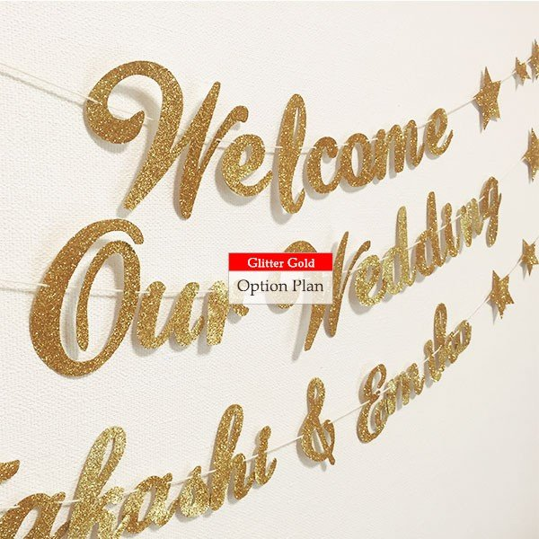 レターバナーガーランド01_手描きカリグラフィー文字:DIY|weddingdecor|06