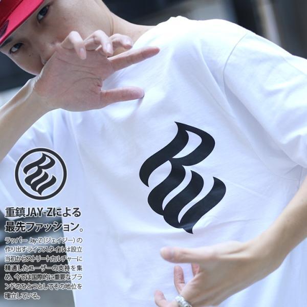 ロカウェア ROCAWEAR Tシャツ 半袖 メンズ レディース 大きいサイズ b系 かっこいい おしゃれ ナンバー ビッグシルエット アメカジ ダンス Bボーイ ギフト|weekindenim|02