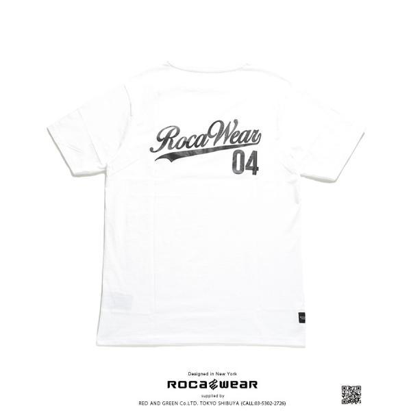 ロカウェア ROCAWEAR Tシャツ 半袖 メンズ レディース 大きいサイズ b系 かっこいい おしゃれ ナンバー ビッグシルエット アメカジ ダンス Bボーイ ギフト|weekindenim|12