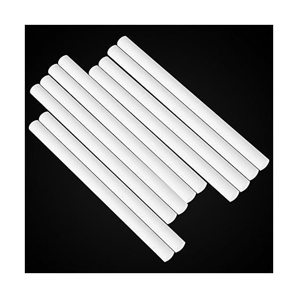Yosoo フィルター 加湿器給水芯 交換フィルター 吸水芯 給水スポンジ 加湿器専用 USB 加湿器 交換用 10 本 良い吸