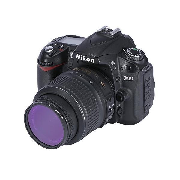 Neewer 52mmプロレンズフィルターアクセサリーキット フィルターキット(UV, CPL, FLD)+フィルターケース+花形レンズ|wejectstore|03