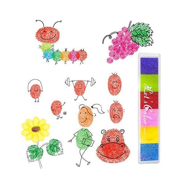 Tumao ウェディングツリー ゲストブック 指紋ツリー DIY ウェルカムボード 結婚式 キャンバス アートパネル イン wejectstore 06