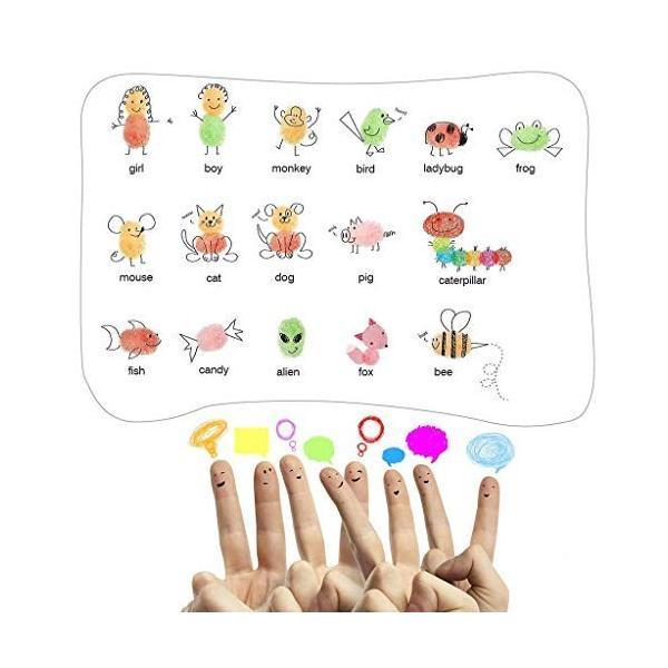 Tumao ウェディングツリー ゲストブック 指紋ツリー DIY ウェルカムボード 結婚式 キャンバス アートパネル イン wejectstore 07