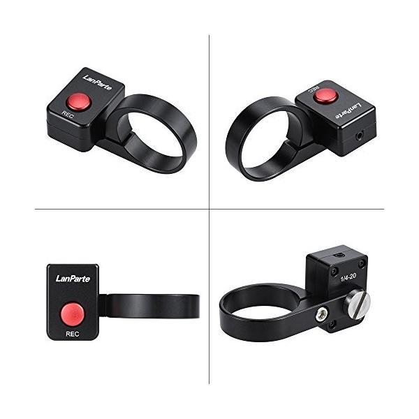 Lanparte LANC リモートコントローラー ボックス Sony BMCC BMPCC ビデオカメラ用