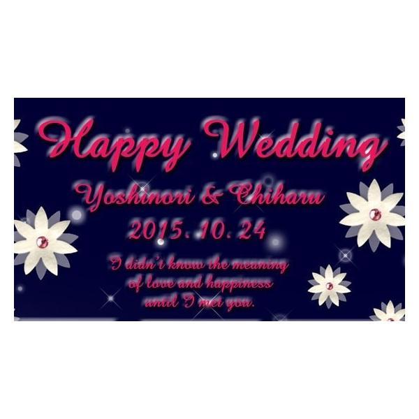 結婚式の写真のプレゼント 結婚記念 飾る結婚式アルバム A4サイズ ラブサンクチュアリ・プレミアム|welcomeboard-glitter|03