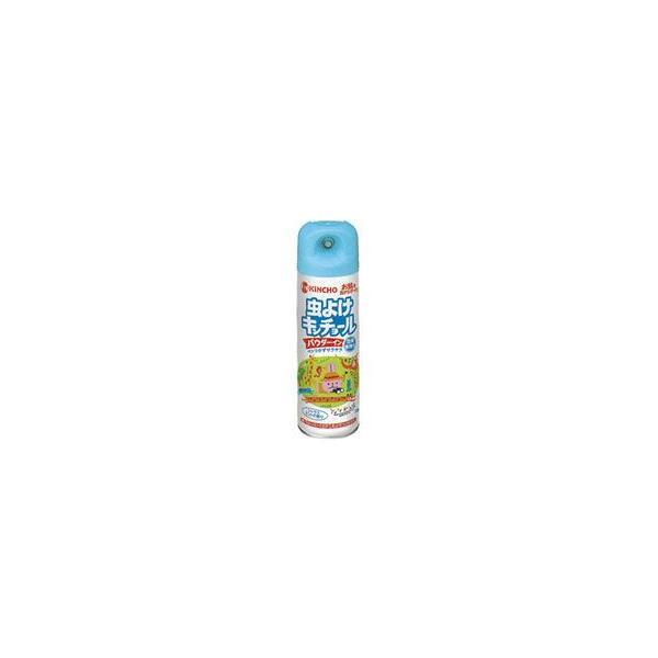金鳥 キンチョー 虫よけキンチョール パウダーイン シトラスミントの香り (200ml)