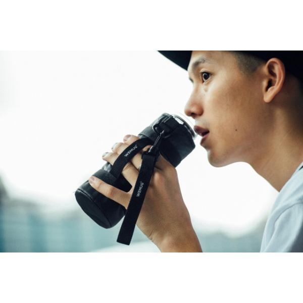 WEMUG TENT J500  ボトルジャケット付きウォーターボトル 水筒カバー 500ml|wemug|12