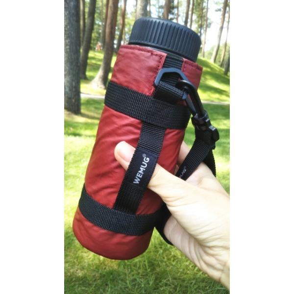WEMUG TENT J500  ボトルジャケット付きウォーターボトル 水筒カバー 500ml|wemug|15