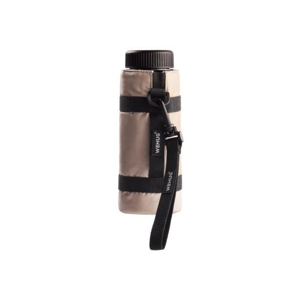 WEMUG TENT J500  ボトルジャケット付きウォーターボトル 水筒カバー 500ml|wemug|05
