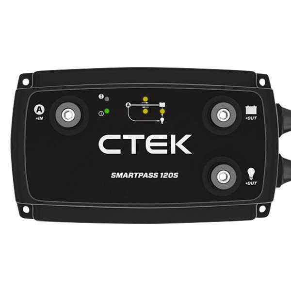 走行充電器|CTEK SMARTPASS120S|wh-town