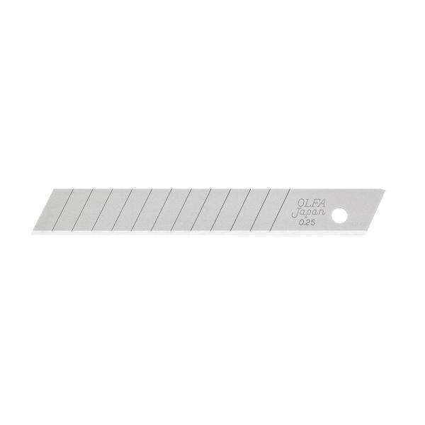 OLFA オルファ カッターナイフ 替刃 替刃中 50PCケース MBW50K 4901165300164 ネコポス対応