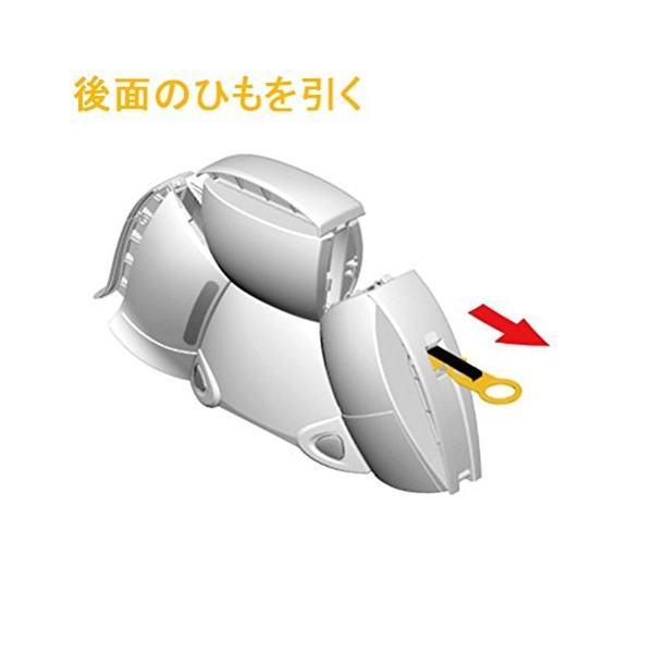 防災ヘルメット 折りたたみヘルメット 防災 収納 TOYO トーヨーセフティー BLOOM ブルーム/ホワイト NO.100 4962087108412|whatnot|03