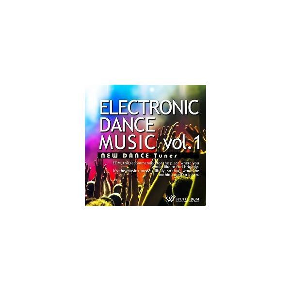 著作権フリーCD BGM 店内 音楽 エレクトロニックダンスミュージック vol.1 -New Dance Tunes-(4042)
