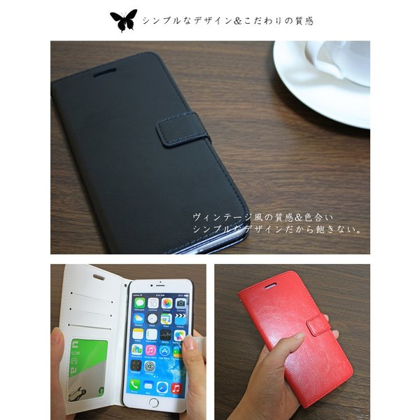 iPhone ケース 手帳型 スマホケース iPhoneXS Max iPhoneXR iPhone8 PLUS iPhone6S SE outlet メンズ 手帳 横開き カード収納|wholesale-market-com|02