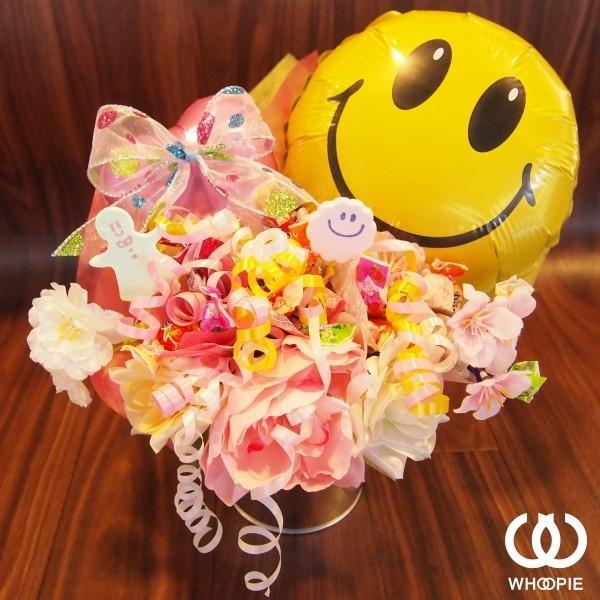桜咲くスマイル・キャンディブーケ|whoopie