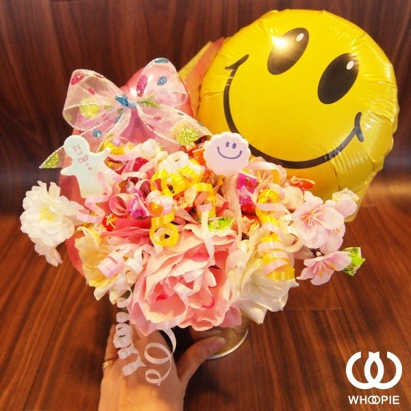 桜咲くスマイル・キャンディブーケ|whoopie|03