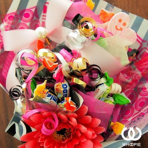 ピンク&ストライプキャンディブーケ|whoopie|02