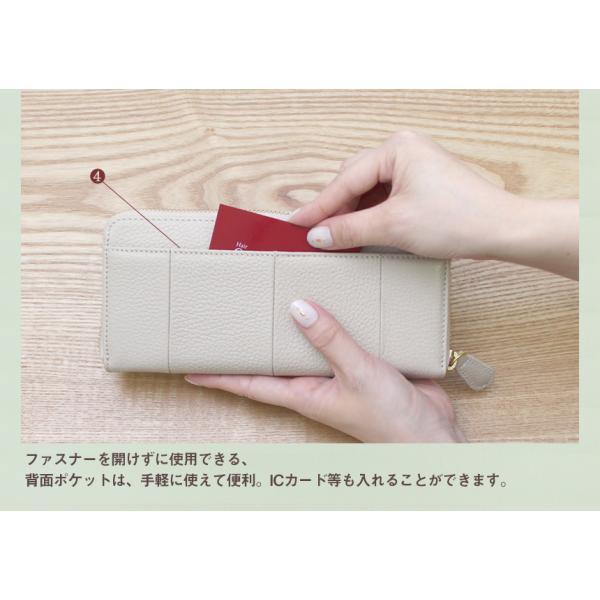 quality design fd4ec 5ee55 長財布 レディース 使いやすい 母の日 女性用 メンズ ガバッと開く ギャルソン財布 大容量 カードたくさん入る コインスルー
