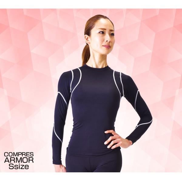 コンプレッションインナー メンズ レディース 男性 女性 速乾 着圧パンツ ロング 加圧 ランニング スポーツ ウォーキング フットサル コンプレッションウェア|wide02|03