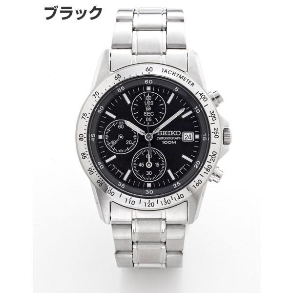 セイコー 腕時計 クロノグラフ メンズ腕時計 逆輸入 プレゼント 誕生日 ギフト セイコー腕時計 SND アナログ クォーツ 防水 10気圧防水 ストップウォッチ SEIKO|wide|04