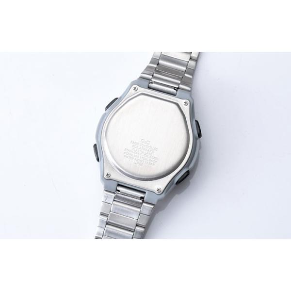 ソーラー電波腕時計 メンズ シチズン 新生活 プレゼント 父の日 電波時計 5局 海外対応モデル 10気圧防水 アナログ デジタル デジアナ 電波ソーラー CITIZEN|wide|10