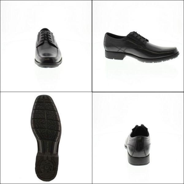 スニーカー 靴 テクシーリュクス ビジネスシューズ メンズ 革 レザー 通勤 仕事靴 黒 茶色 革靴 Uチップ 紐靴 歩きやすい 疲れにくい 軽量 抗菌 防臭 texcyluxe|wide|04